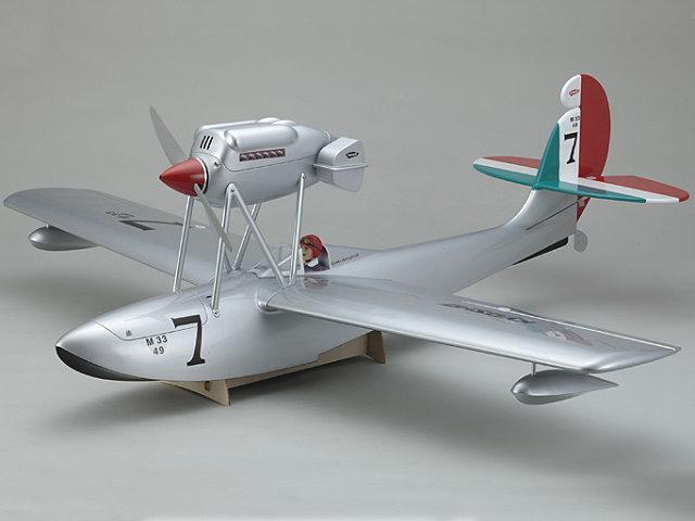 引擎水上飞机 - kyosho