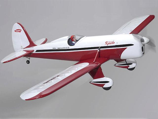 kyosho ryan sta 50 引擎飞机